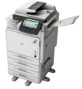 Miniaturka Ricoh Aficio MP C300/ MP C400